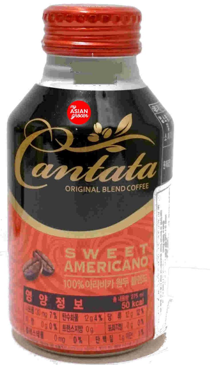 Cantata Original Blend Coffee (Sweet Americano) 275ml