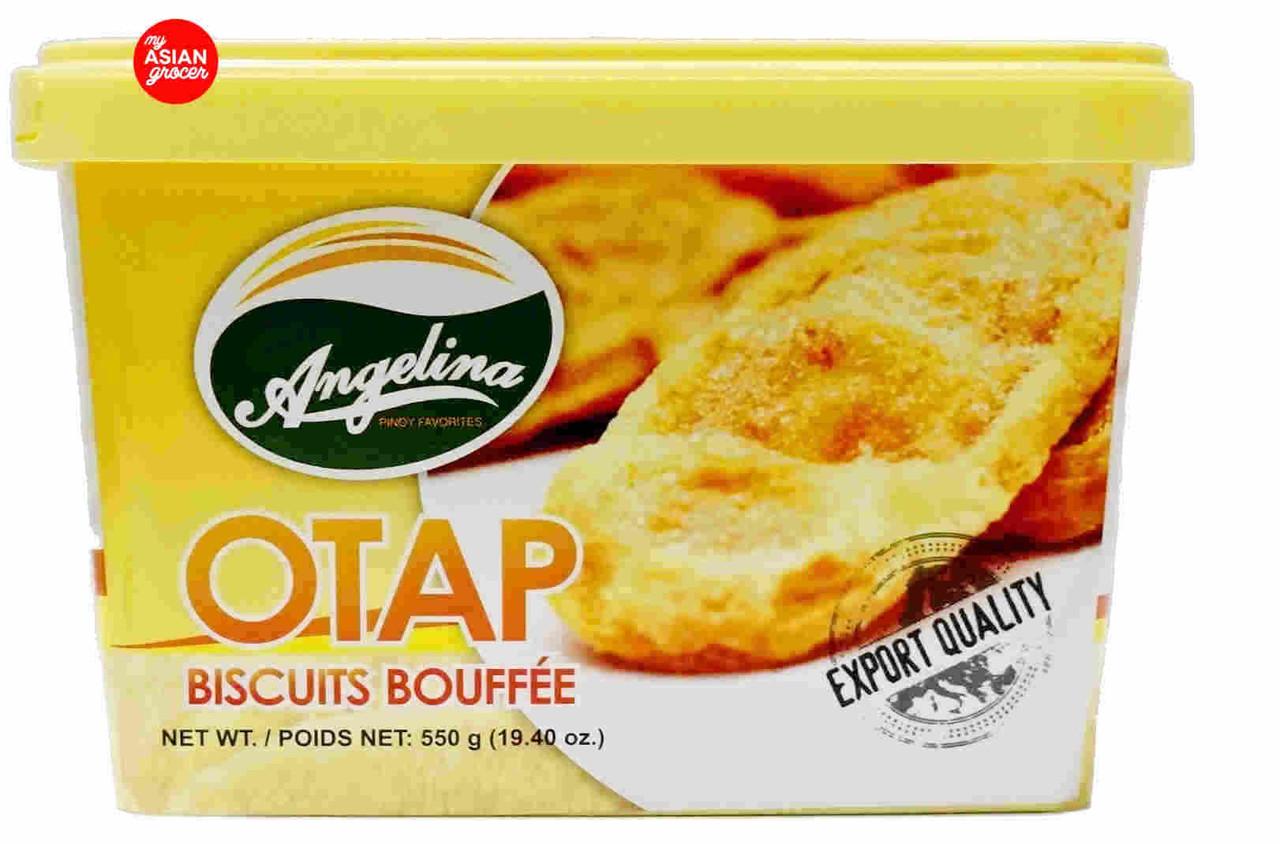 Angelina Otap Biscuits 550g