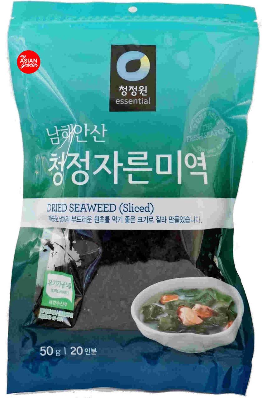 ChungJungOne Dried Seaweed (Sliced) 50g