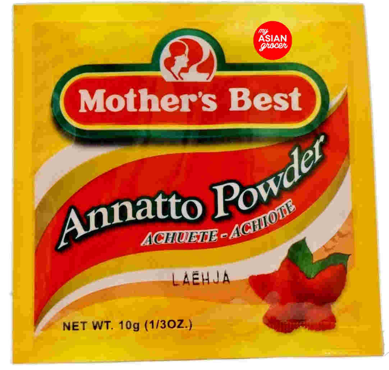 Mother's Best Annatto Powder 10g