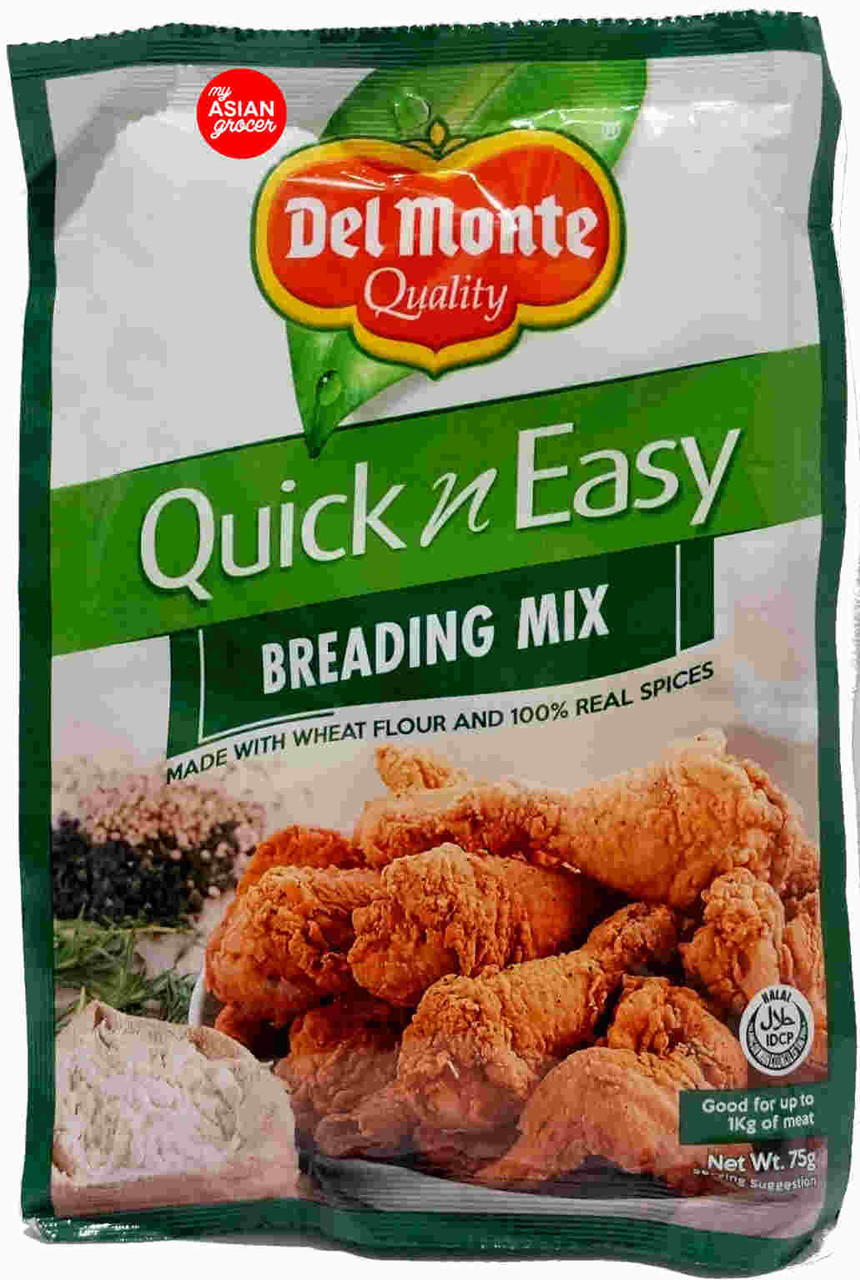 Del Monte Quick n Easy Breading Mix 75g