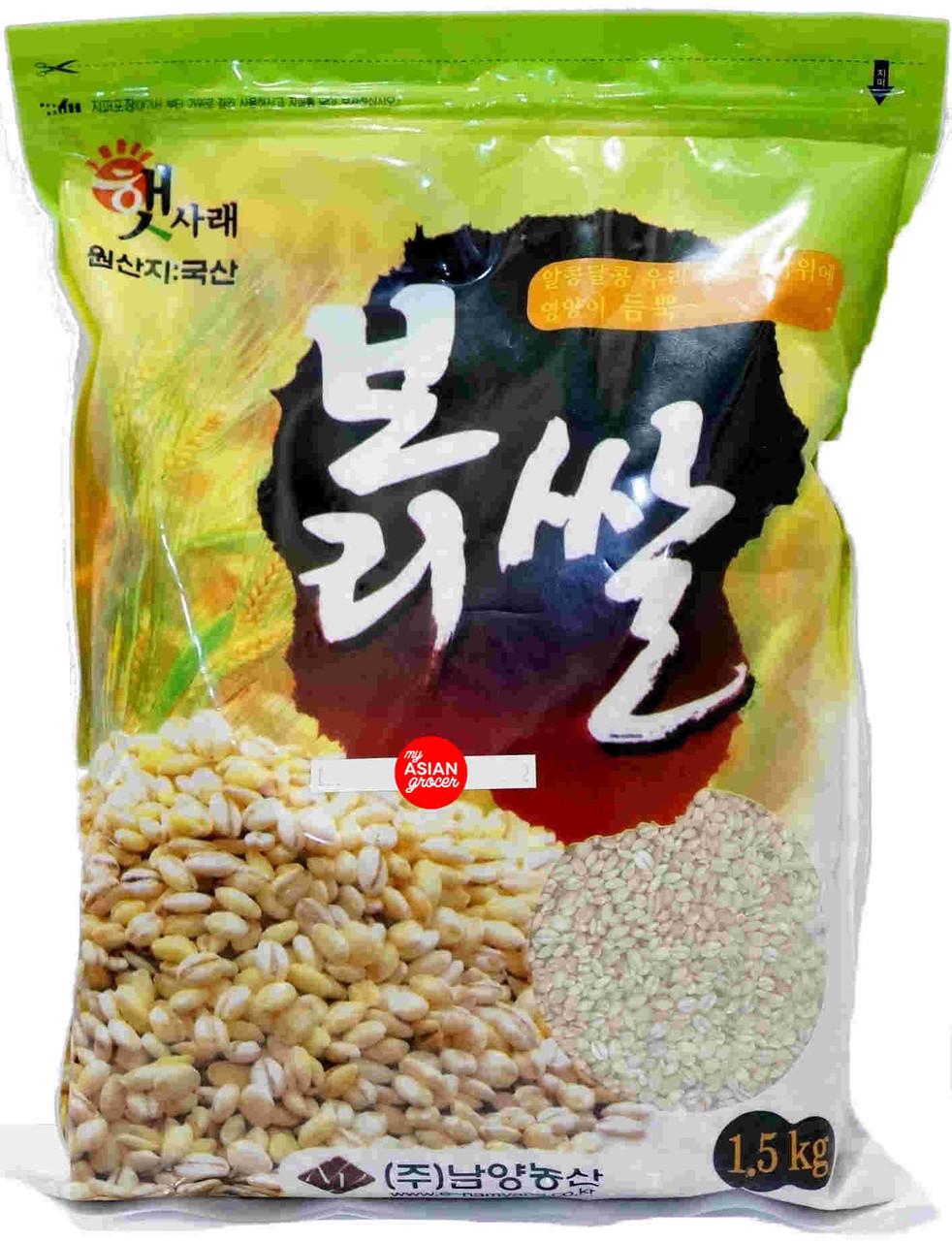 Namyang Barley 1.5kg