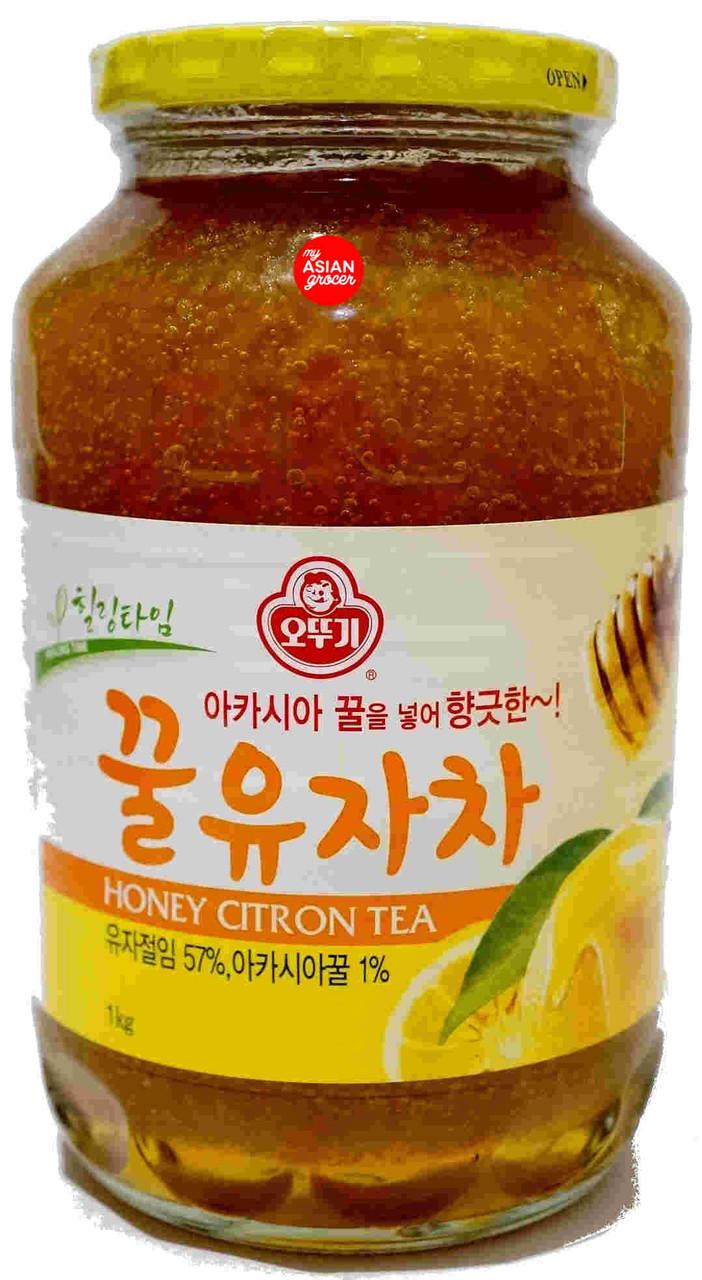 Ottogi Honey Citron Tea 1kg