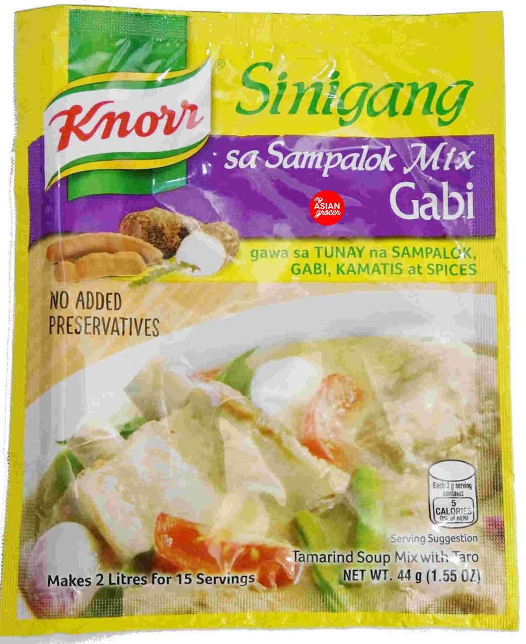 Knorr Tamarind Soup Mix with Taro 44g