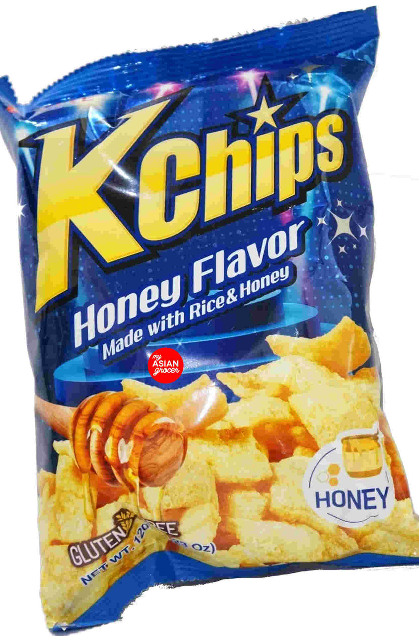Lotte Kchips Honey Flavor 120g