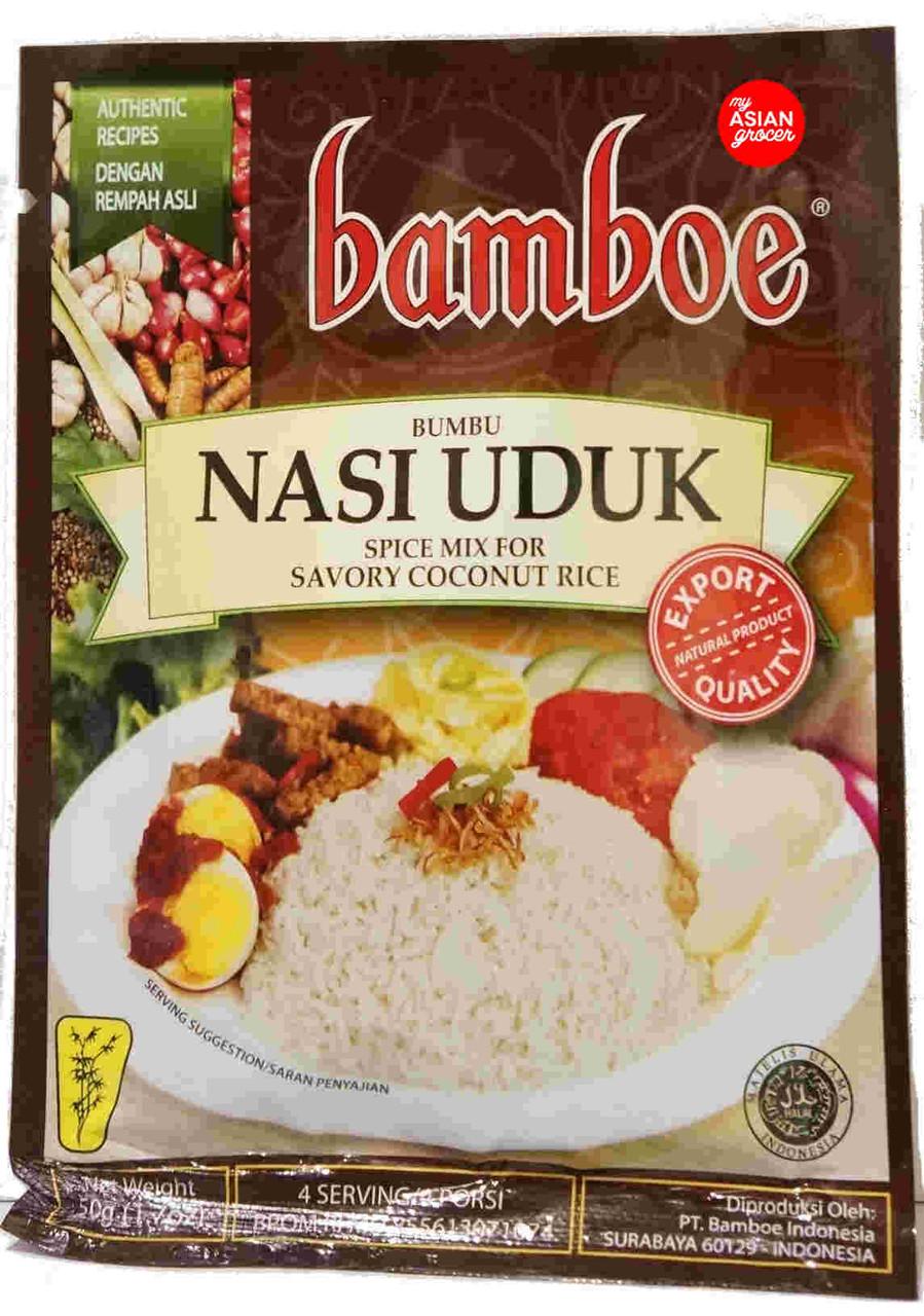Bamboe Nasi Uduk 50g