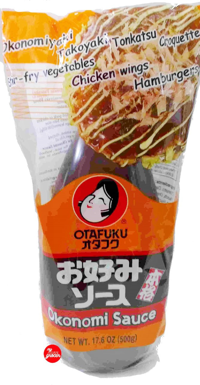 Otafuku Okonomiyaki Sauce Kokusai 500g