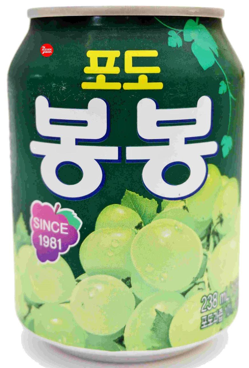Haitai Bon Bon Grape Drink 238ml