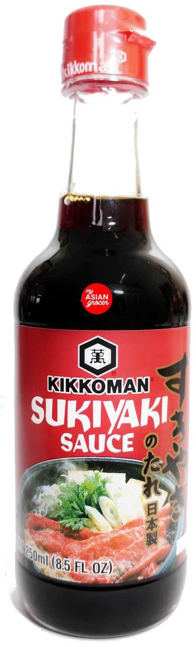 Kikkoman Sukiyaki Sauce 250ml