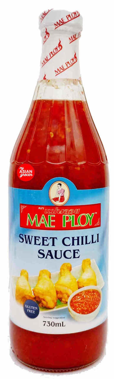 Mae Ploy Sweet Chili Sauce Gluten Free 730ml My Asian Grocer
