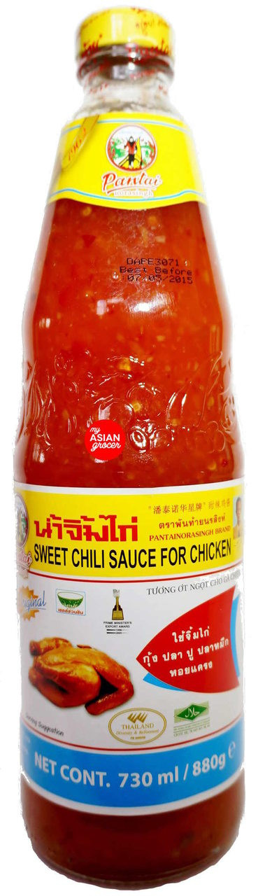 Pantai Sweet Chili Sauce For Chicken 730ml My Asian Grocer