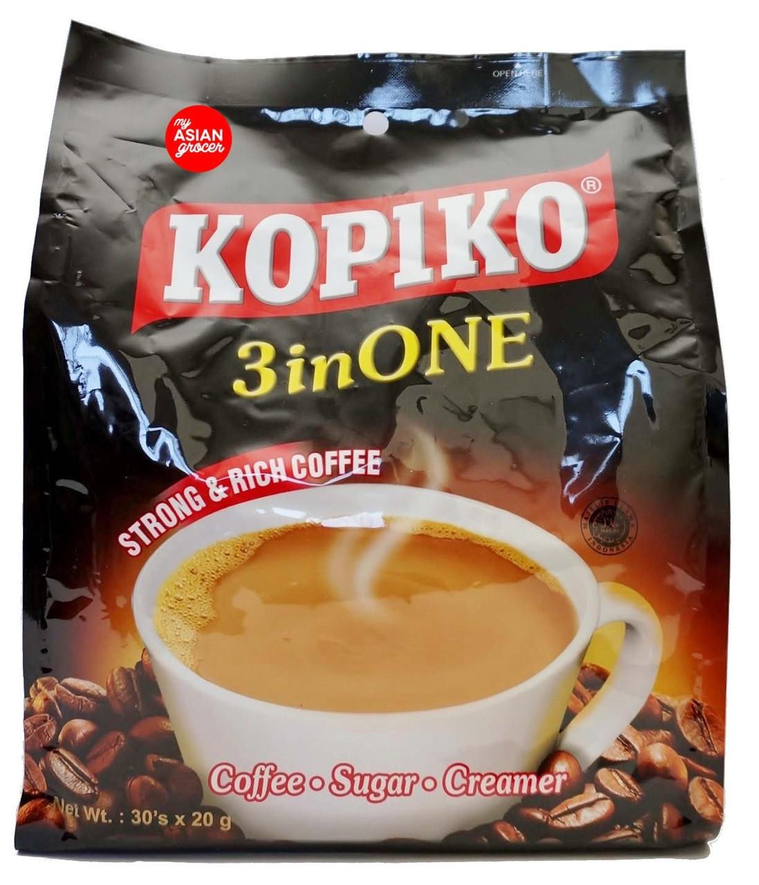 Kopiko 3 in One Coffee Mix 20g x 30