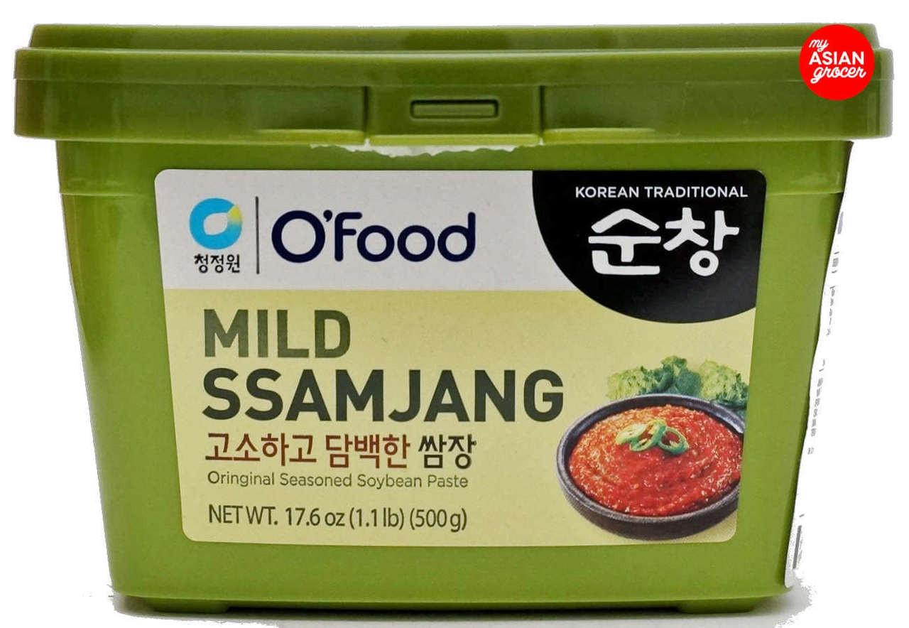 O'Food Mild Ssamjang 500g