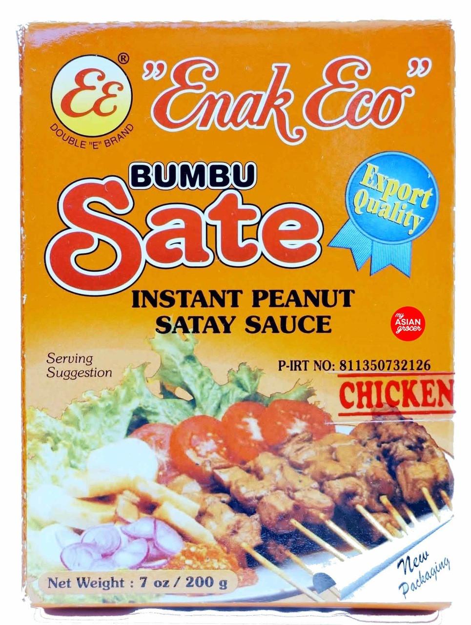 Enak Eco Bumbu Sate (Chicken) 200g
