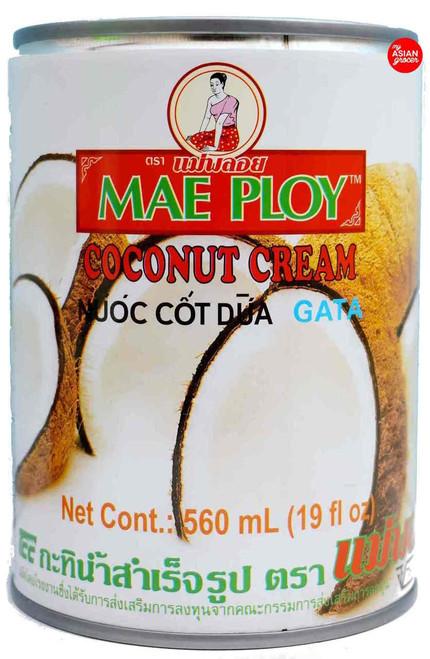 Mae Ploy Coconut Cream 560ml