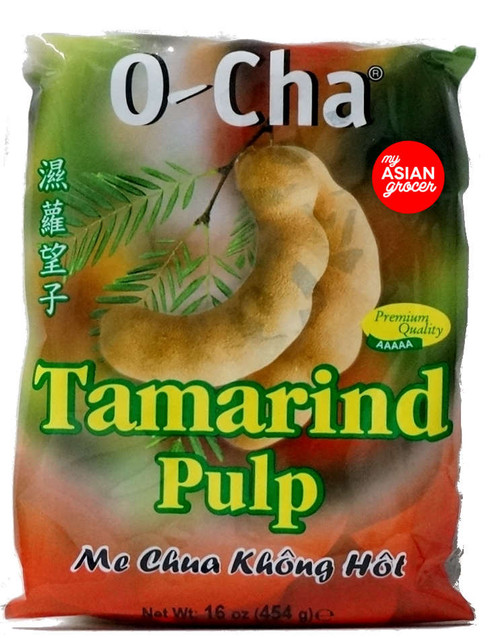 O-Cha Tamarind Pulp 454g