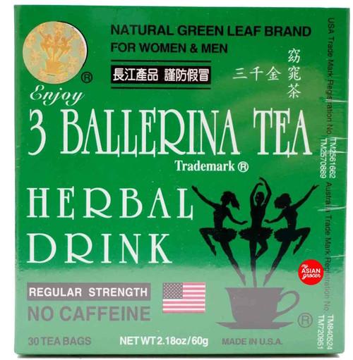 3 Ballerina Tea Herbal Drink 60g