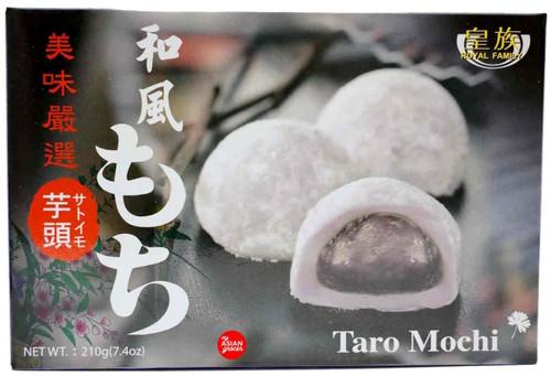 Royal Family Taro Mochi 210g