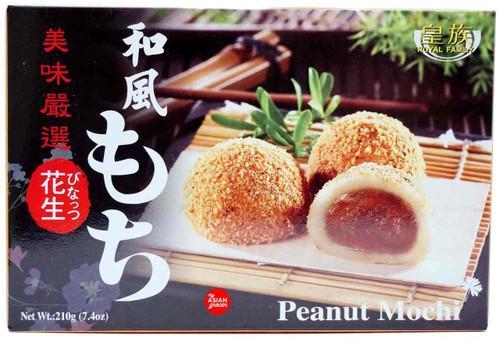Royal Family Peanut Mochi 210g