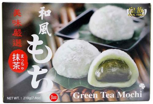 Royal Family Green Tea Mochi 210g