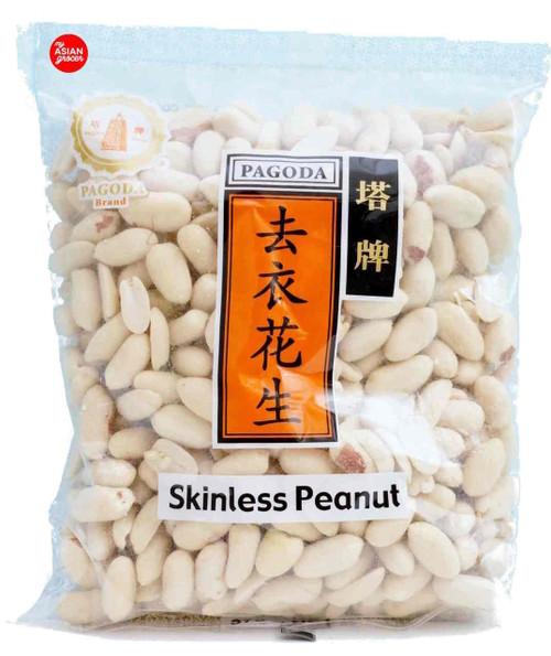 Pagoda Brand Skinless Peanut 375g