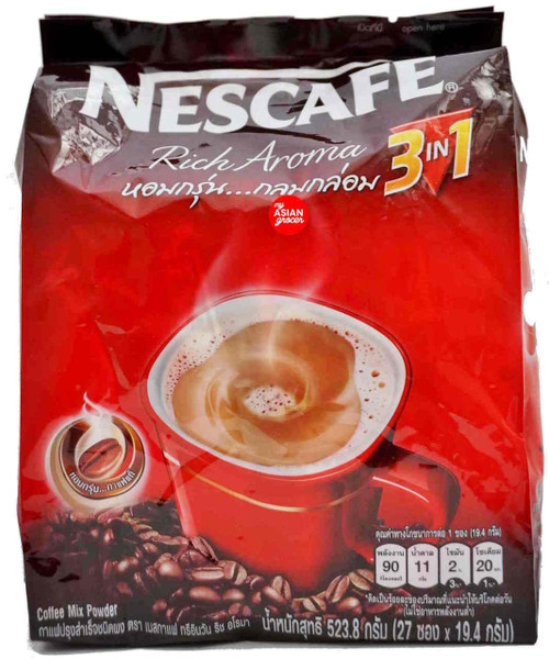 Nescafe Blend & Brew Rich Aroma 19.4g x 27 Stick