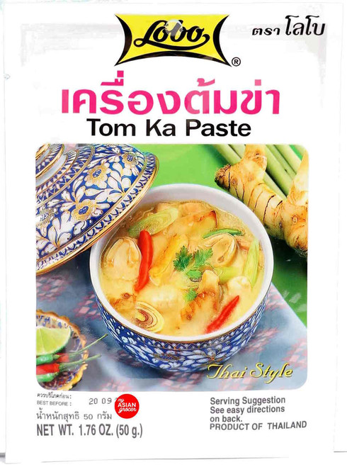 Lobo Tom Ka Paste 50g