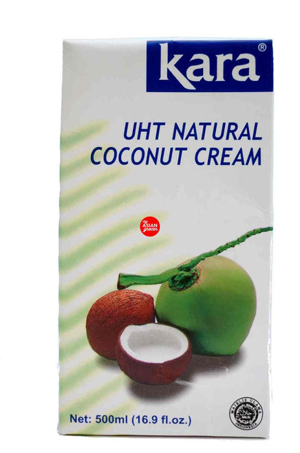 Kara Natural Coconut Cream 500ml