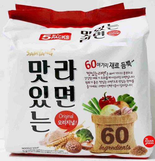 Samyang The Tasty Ramen 115g x 5 Pack