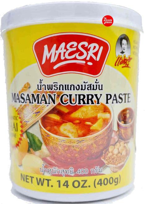 Maesri Masaman Curry Paste 400g