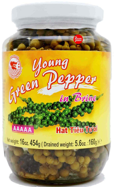 Red Drago Young Green Pepper 454g