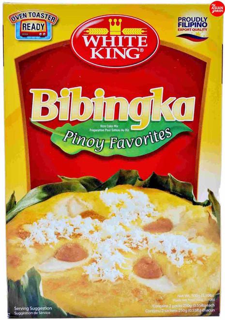 White King Bibingka Rice Cake Mix 250g x 2
