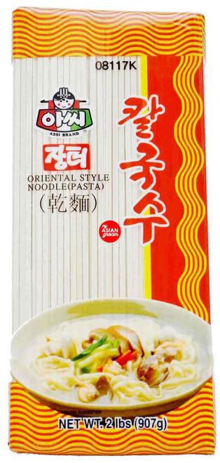 Assi Oriental Style Noodle (Kal guksu) 907g