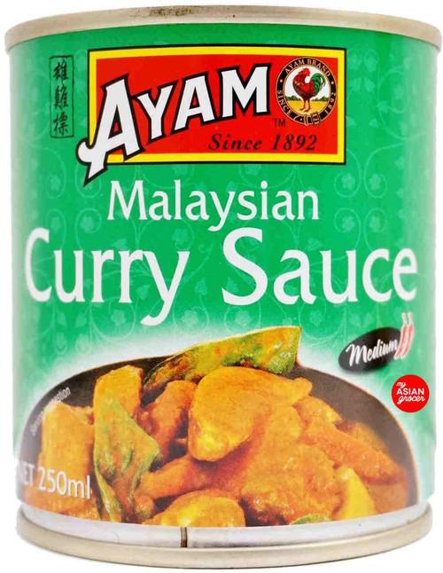 Ayam Malaysian Curry Sauce 250ml