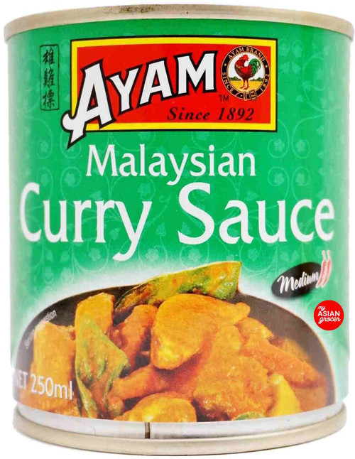 Ayam Malaysian Curry Sauce 250ml