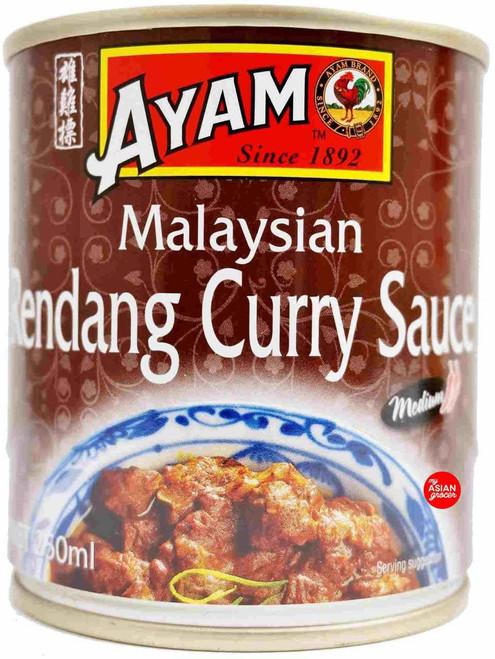 Ayam Malaysian Rendang Curry Sauce 250ml