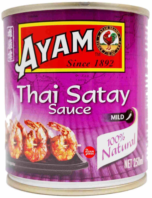 Ayam Thai Satay Sauce 250ml