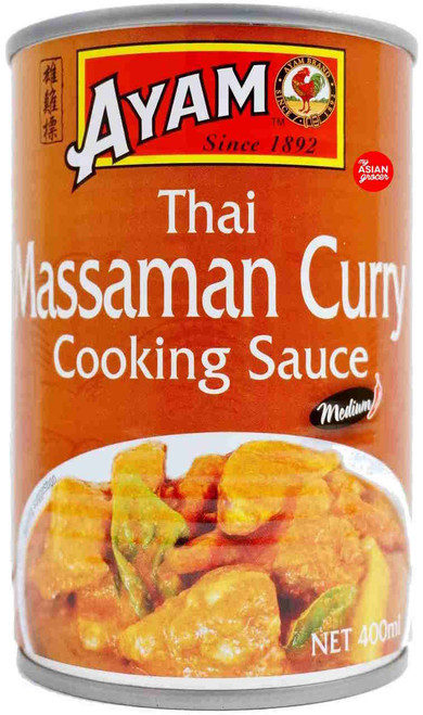 Ayam Thai Massaman Curry Cooking Sauce 400ml