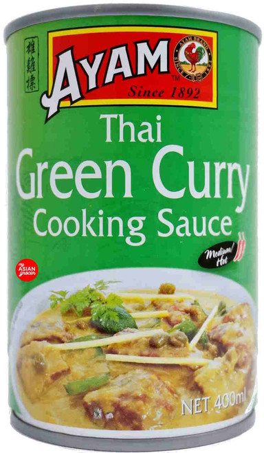 Ayam Thai Green Curry Cooking Sauce 400ml