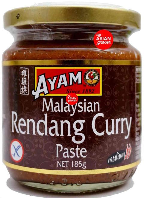Ayam Malaysian Rendang Curry Paste 185g