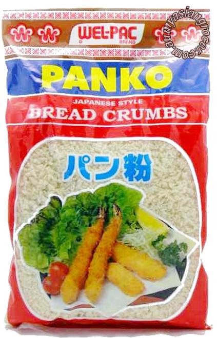Wel-Pac Panko Bread Crumbs 200g