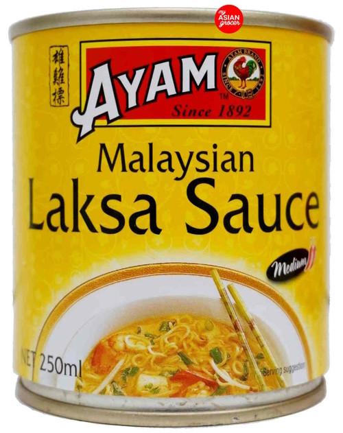 Ayam Malaysian Laksa Sauce 250ml