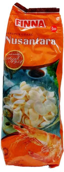Finna Kerupuk Udang Nusantara Prawn Cracker 380g