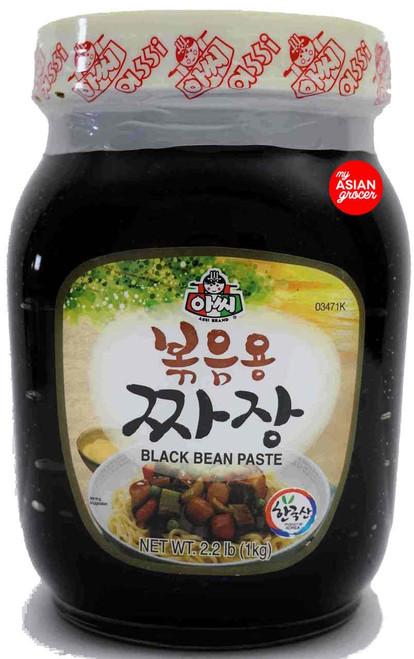 Assi Black Bean Paste 1kg