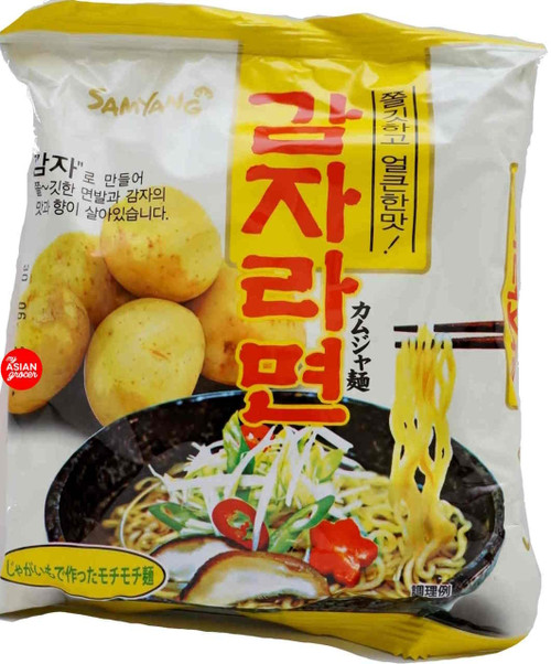 Samyang Potato Ramen 118g