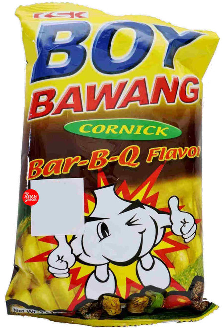 Boy Bawang Cornick Bar-B-Q Flavor 100g