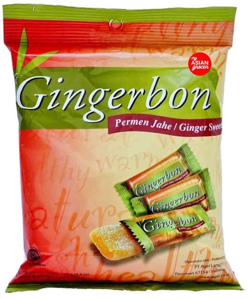 """Agel Gingerbon """"Ginger Sweets"""" 125g"""