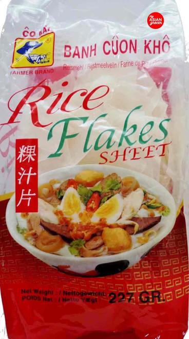 Farmer Brand Rice Flake Sheet 227g