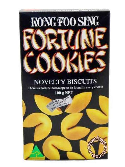 Kong Foo Sing Fortune Cookies 100g