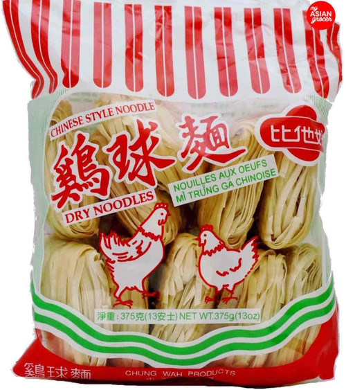 Chung Wah Chinese Style (Broad) Dry Noodles 375g